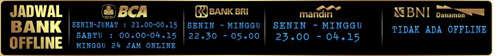 jadwal-bank-terbaru