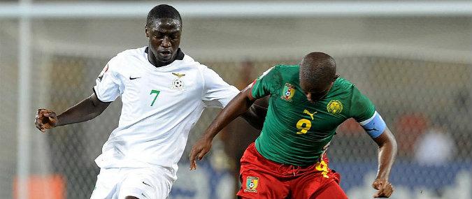 Prediksi Cameroon vs Zambia 12 November 2016