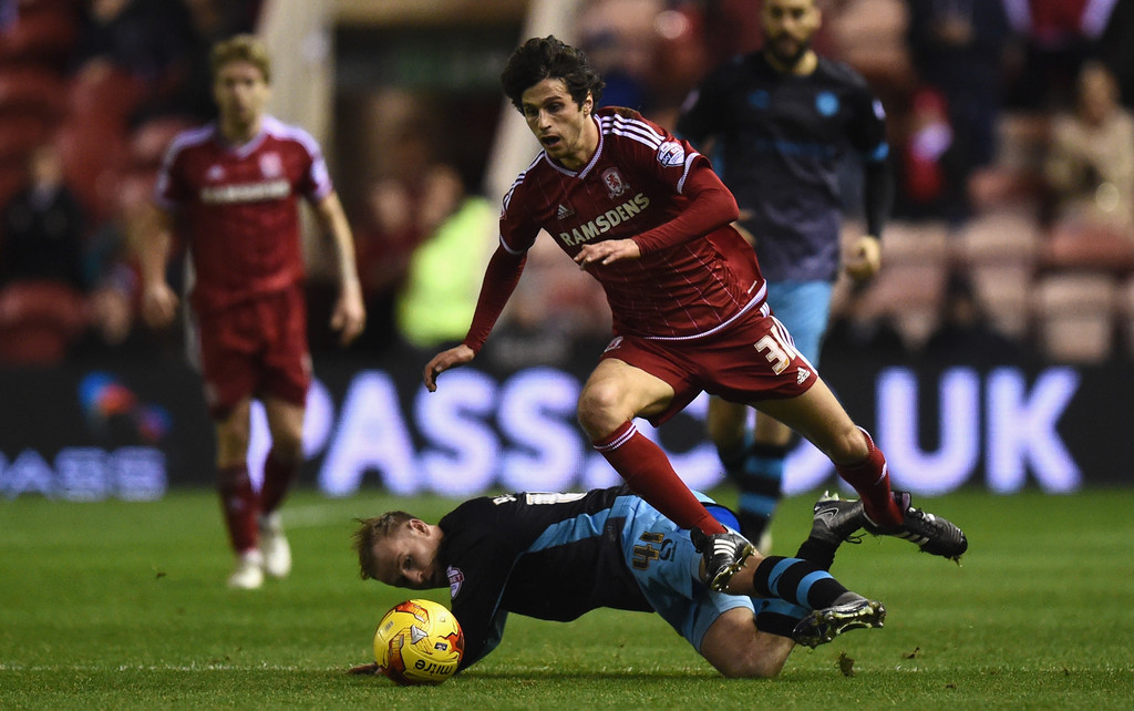 Middlesbrough vs. Sheffield Wednesday