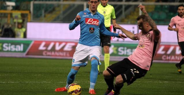 Prediksi Napoli vs Palermo 30 Januari 2017