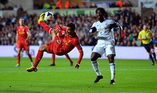 Prediksi Liverpool vs Swansea 21 Januari 2017