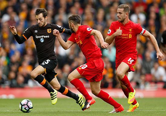 Liverpool-v-Hull-City