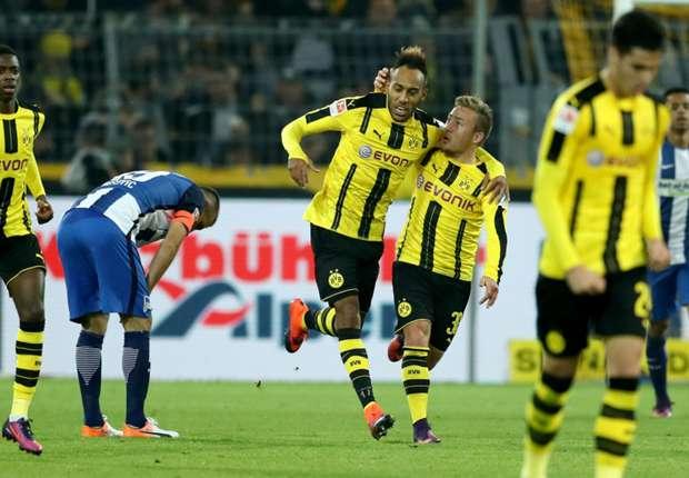 Prediksi Borussia Dortmund vs Hertha Berlin 09 Februari 2017