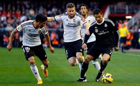 Prediksi Valencia vs Real Madrid 23 Februari 2017