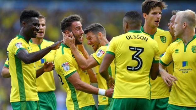 Prediksi Bristol City vs Norwich 8 Maret 2017