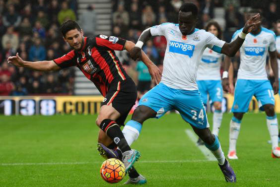 Prediksi Bournemouth vs Newcastle 24 Februari 2018