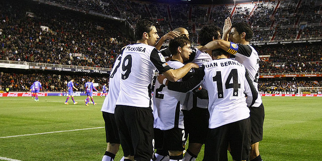 Prediksi Valencia vs Levante 12 Febuari 2017