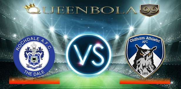 Prediksi Rochdale vs Oldham Athletic 18 April 2018
